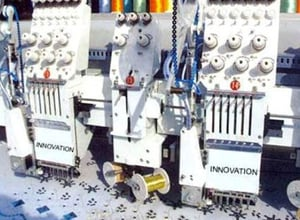 Automatic Mixed Embroidery Machines