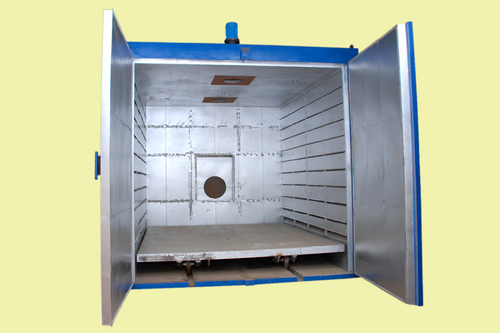 Horizontal Air Circulating Drying Oven