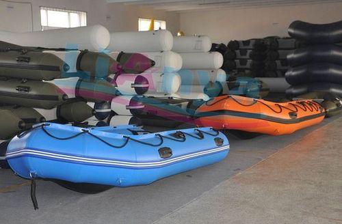 Liya Inflatable Boat Ub Series-V Type