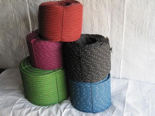 PE Black Rope