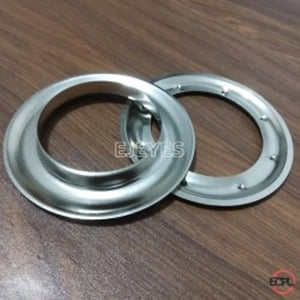 Stainless Steel Curtain Eyelets