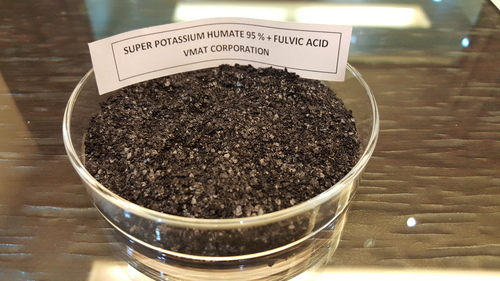 High Grade Potassium Humate