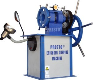 Erichsen Cupping Testing Machine
