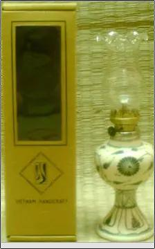 Designer Ceramic Oil Lamp