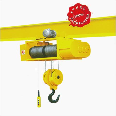 Medium Duty Wire Rope Hoist