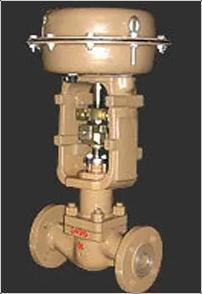 DLS Small-Port Single Seated Control Valves