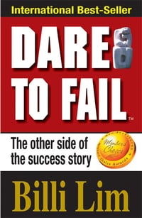 Dare To Fail-English Book