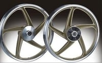Two Wheeler Alloy Wheel