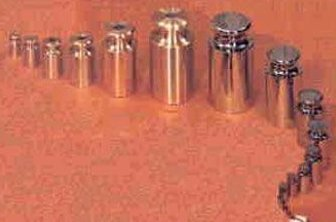 Metal Knob Type Weight (Load Cell)