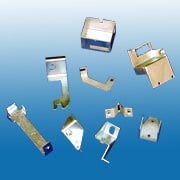 Sheet Metal Components For Textile Machinery Parts