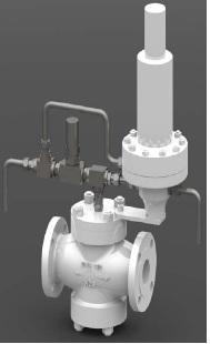 Pressure Relief Valve B42 Series
