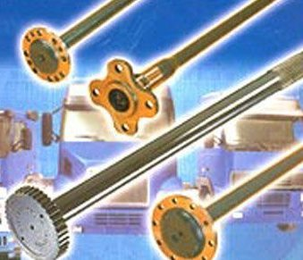 Standard Automobile Rear Axle Shafts For Use In: Automotive