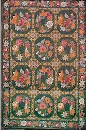 Exclusive Chain Stitch Rugs