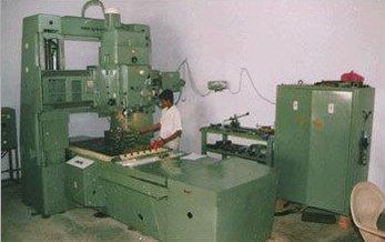 Automatic Heavy Duty Jig Boring Machine
