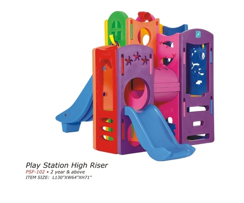Playhouse Slide