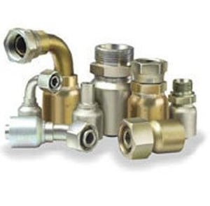 Hydraulic Hose Fitting And Connectors