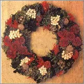 Various Colors Are Available Designer Christmas Wreath