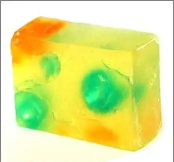 Yellow Clear Base Soaps