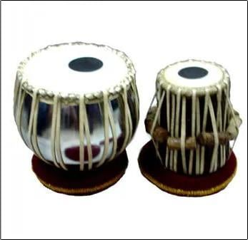Various Colors Are Available Light Weight Designer Tabla