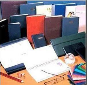 Easy To Clean Rectangular Shape Corporate Diary