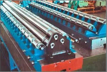 Various Colors Are Available Tension Leveller Roll System
