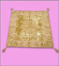Designer Embroidered Table Covers