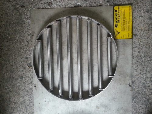 Hopper Magnetic Grill