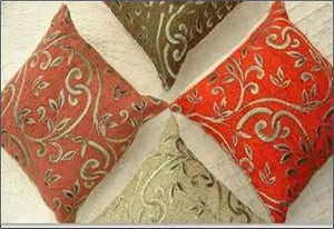 Printed Pattern Pillow Covers