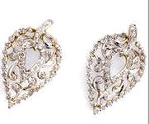 Designer Diamond Studded Earrings