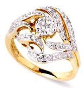 Designer Handmade Gold Rings
