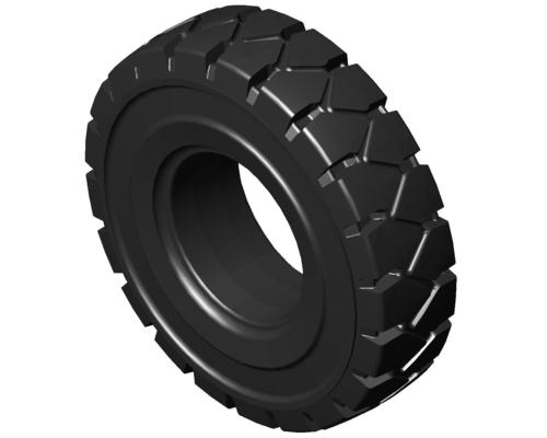 Solid Forklift Tyres in  New Area