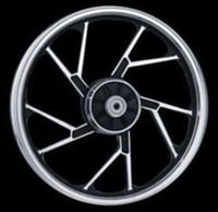 Designer Motorcycle Alloy Wheel