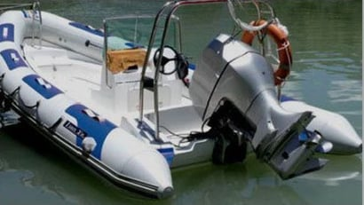 Rigid Hull Inflatable Boat