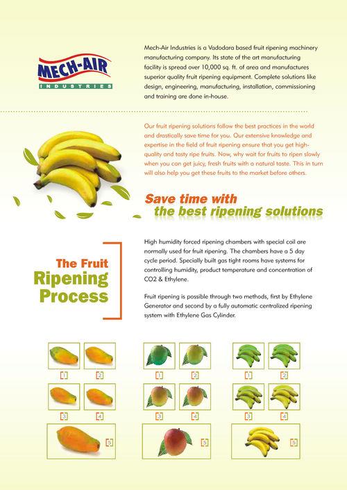 Fruit Ripening Process