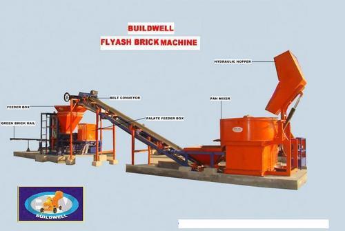 Fly Ash Bricks Making Plant