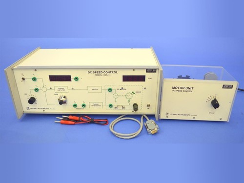 DC SPEED CONTROL SYSTEM, DCS-01