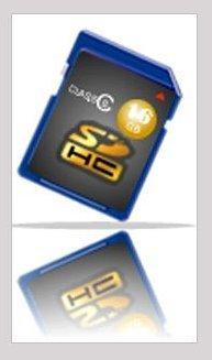 SD HC Memory Card