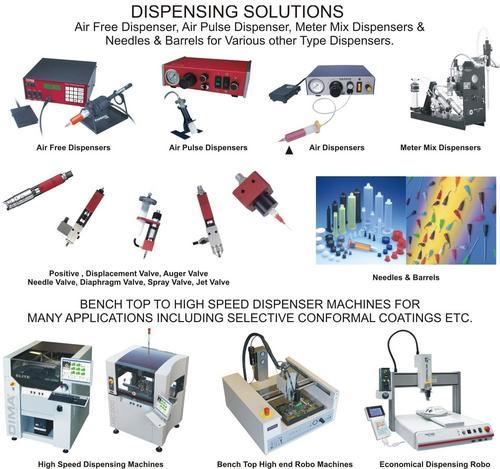 Dispensing Solutions Equipment