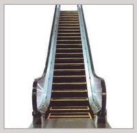 Commercial Building Stair Escalator