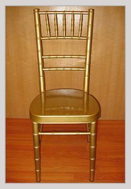 Ballroom Chiavari Wooden Chair