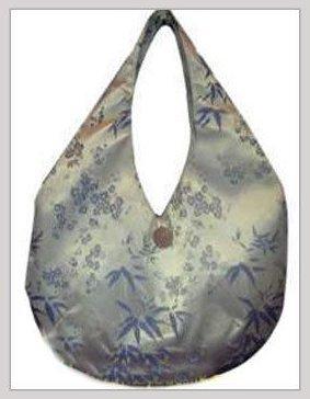 Ladies Fashionable Fabric Handbag