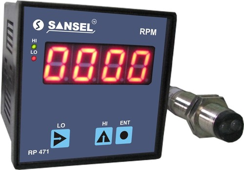 Frequency Indicator & Controller