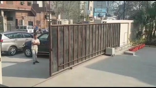 Fully Automatic Sliding Gate