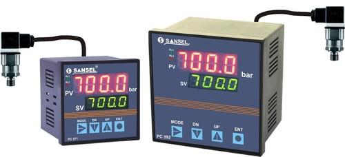 Pressure Indicator & Controller