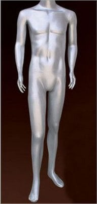 Standing Male Display Mannequin
