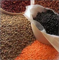 Indian Organic Cleaned Pulses
