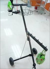Modern Commercial Shopping Cart