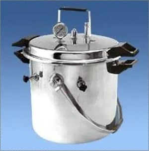 Stainless Steel Seamless Autoclaves