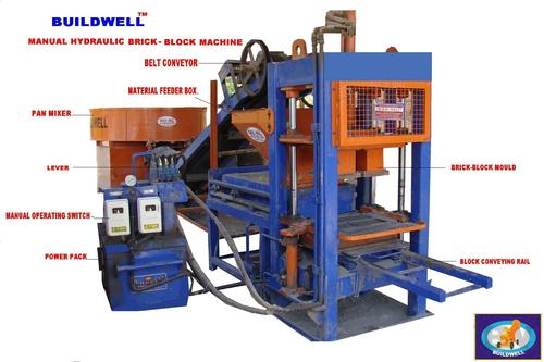 Fly Ash Bricks Blocks Making Machine