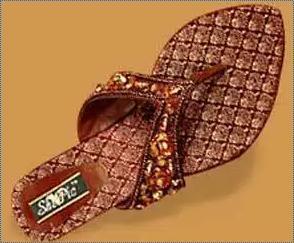 Vary Handmade Ladies Beaded Sandals